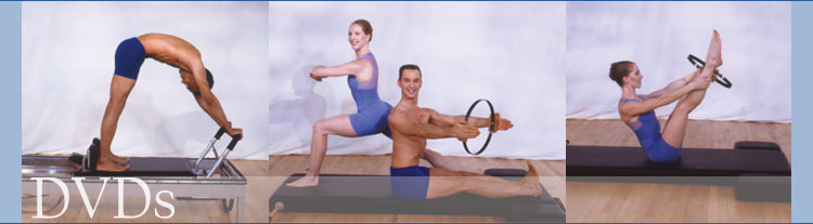 Pilates DVD & Pilates Video