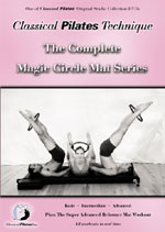 Pilates Magic Circle Mat DVD & Pilates Video