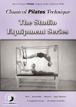 Pilates Studio Equipment Series DVD & Pilates Videos